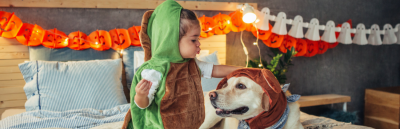 Keep Your Kids & Pets Safe this Halloween