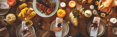 Start Your Thanksgiving Holiday Prep Early
