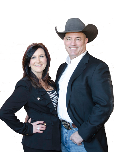 Melanie and Mike Newton