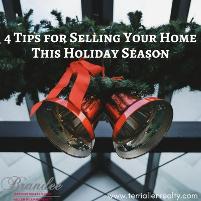 4 Tips for Selling Your Home This Holiday Season