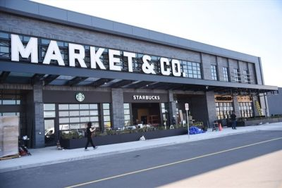 MARKET & CO NOW OPEN!!