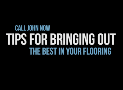 Why Flooring Matters?