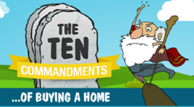 Buyer 10 Commandments