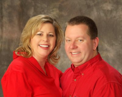 Steve and Pam Starwalt