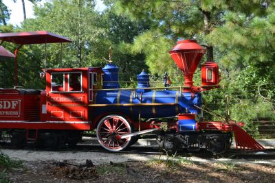 """McCormick-Stillman Railroad Park """"Best Park"""" in the Country"""