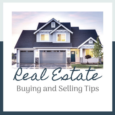 Tips to Help you Sell or Buy a Home