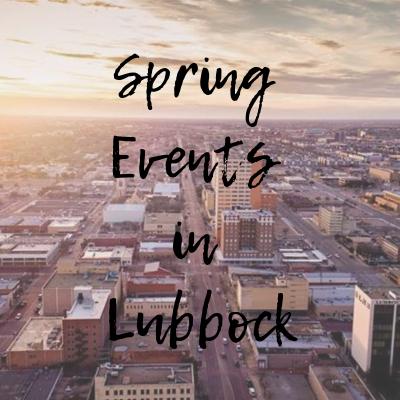 Lubbock in Spring!