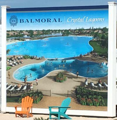 Balmoral Amenity Village & Crystal Lagoon