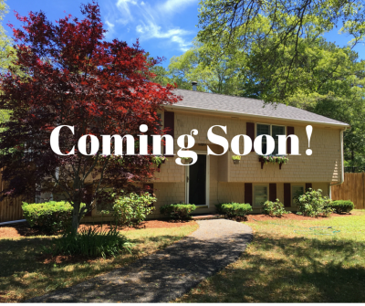 Coming Soon on the market soon in South Plymouth!