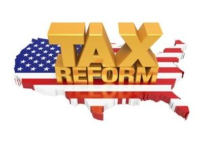 New Tax Reform and what it means for you.