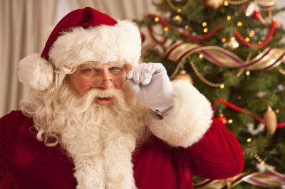 Send a letter from Santa!