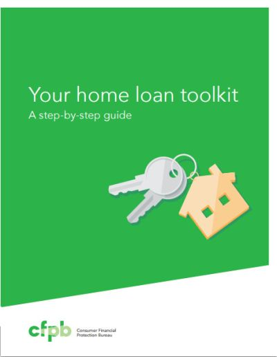 New Home Loan Tool Kit!