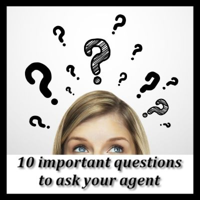 10 Questions to Ask Your Agent When Selling Your Home