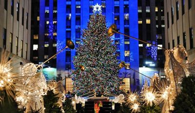 The History of the Rockefeller Center Christmas Tree