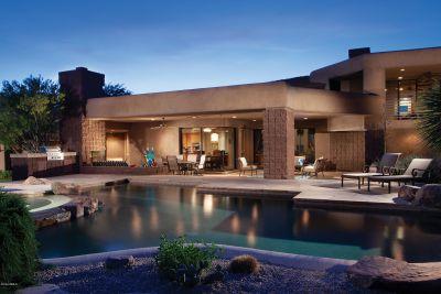 5 Desert Mountain Homes with Fabulous Indoor-Outdoor Living