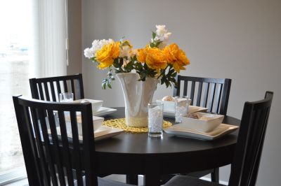 Freshen Up Your Listings with Flowers