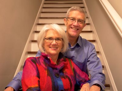 Mary & Hugh Hanson