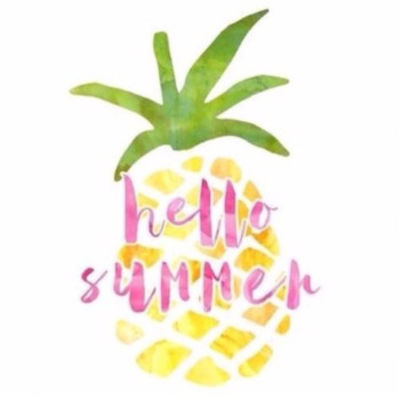 It's the first day for Summer, let the Parties Begin!