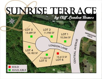 Sunrise Terrace – New Construction