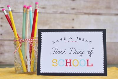 Back to School Home Organization Tips