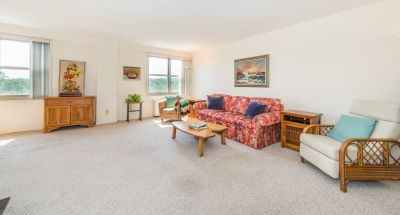 Bright 1BR Condo at 926 Bloomfield Ave. #8J in Glen Ridge, NJ