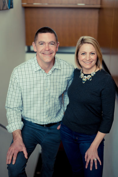 Stephanie and Matt Stanford