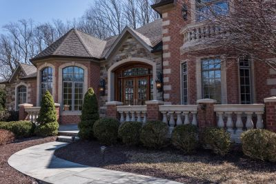 8544 Leisure Hill Drive, Baltimore, MD 21208 Custom Built Estate Home For Sale