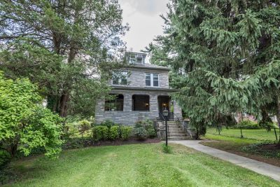 AUCTION PROPERTY – WEDS, OCTOBER 30th @ NOON – 3603 Glen Ave Balto. MD 21215