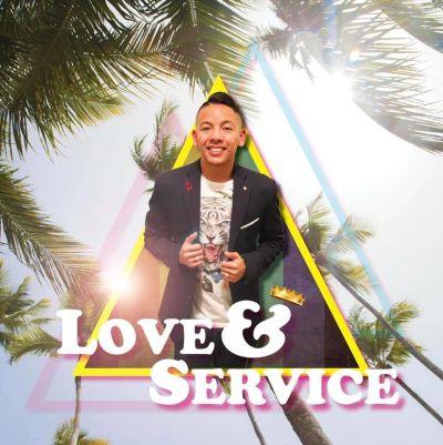 "2019 | ""Love & Service"""