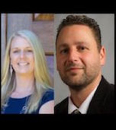 Kenneth Kadar & Kelly Squires, Associate Real Estate Brokers