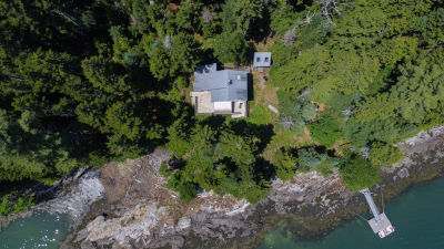 Harpswell Maine  Island Cottage For Sale – 81 Long Island