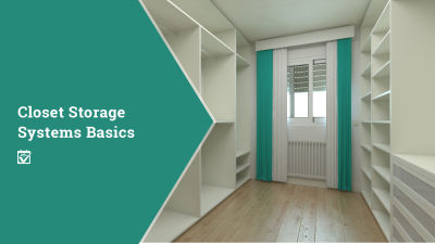 Closet Storage Tips