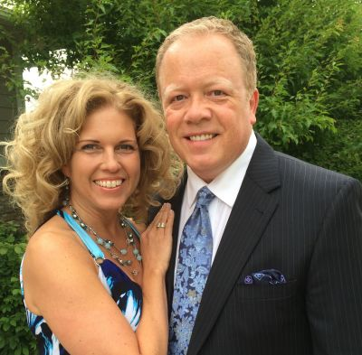 Jeff and Cathy Mullen