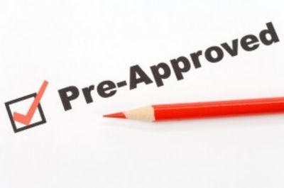 Serious About Buying? Get Pre Approved