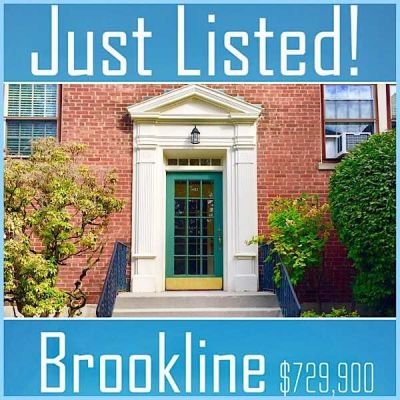 02446 Brookline Real Estate For Sale 1492 Beacon Street, Unit 6 $729,900!