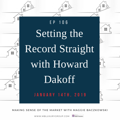 Ep 106: Setting the Record Straight with Howard Dakoff