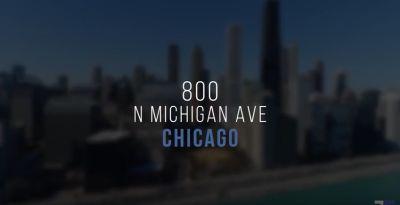 800 North Michigan Unit 4201 Video