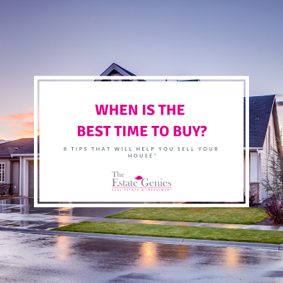 Is now really the best time to buy?