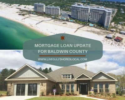Mortgage Loan Update for Baldwin County – 5/4/19
