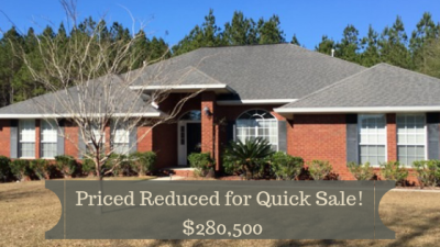 Price Reduction for a Quick Sale – Spanish Fort