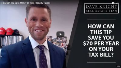 How Can You Save Money on Your Property Taxes?