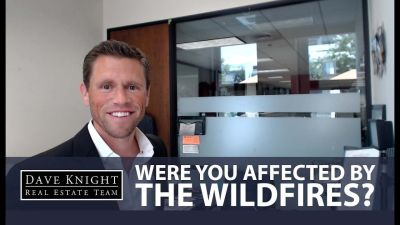 Were You Affected by the Wildfires?