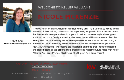 Nicole McKenzie Joins Keller Williams