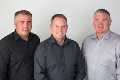 Dave Hup, Billy Cowell, Dan Serie