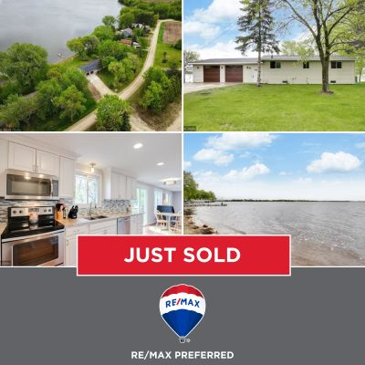 Just Sold ~ 29623 23rd Avenue Way, Cannon Falls $429,000