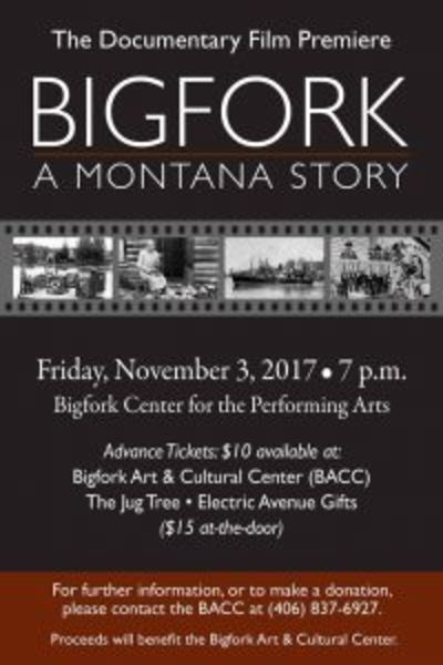 Bigfork – A Montana Story Documentary