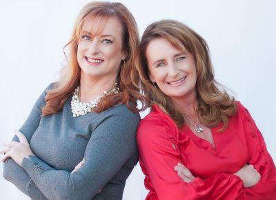 Stephanie Jensen & Barbara Ellis