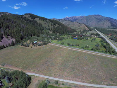 FEATURED PROPERTY: 10 Acres of Sun and Views Just North of Ketchum, Idaho