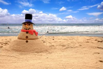 5 Ways To Get Your Winter Fix In A Warm Climate