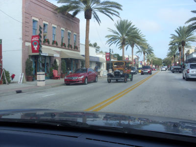 Take a trip around New Smyrna and Volusia County